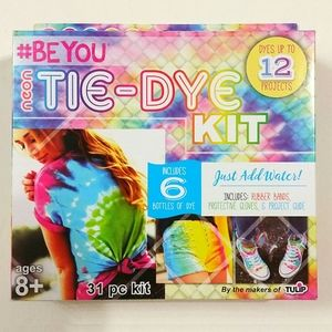 31pc #BeYou Neon Tie Dye Kit